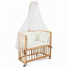Bebe De Luxe Nany Yanı Beşik Naturel Fiyatı Ilke Bebe
