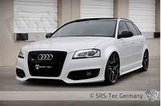 Wide Fenders Gt For Audi A3 Sportback 8pa Facelift