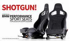 bmw performance sitze ecs tuning bmw performance sport seats be seated