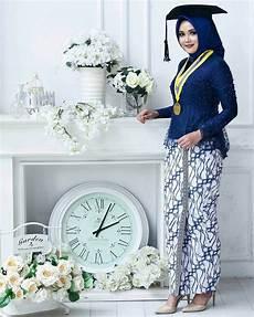43 Model Kebaya Wisuda Modern 2019 Simpel Elegan Terbaru