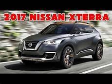 2017 nissan xterra redesign interior and exterior