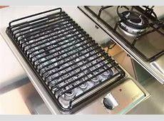 Churrasqueira Elétrica Cooktop Falmec Barbecue Grill Inox