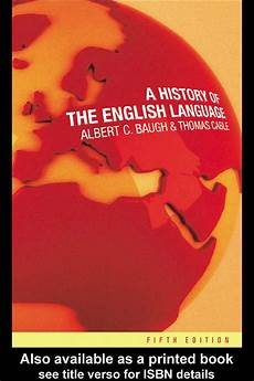 language history a history of the language