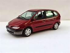 Diecast Renault Megane Scenic