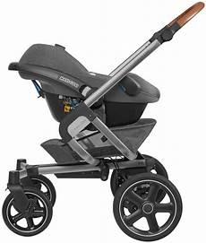 maxi cosi 4 rad kinderwagen sparkling grey 2018