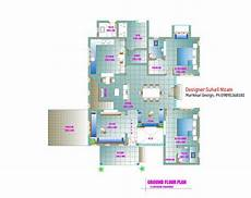 house plan kerala style modern kerala house plan 2700 sq ft