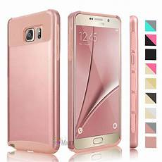 for samsung galaxy note 5 armor hybrid shockproof rugged rubber case cover ebay