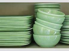 courtney lane: Jadeite Dishes