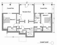 walkout basement ranch house plans house plans with a walkout basement new marvellous ideas
