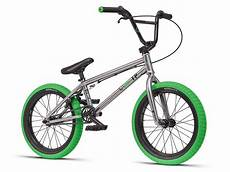 wethepeople quot curse 18 quot 2016 bmx bike 18 inch brushed