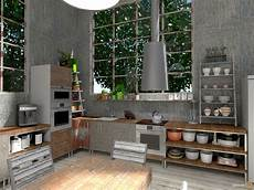 arredamento cucina fai da te loft industriale idee per indipendenti planner 5d