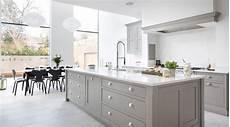 Modern Kitchen Plan