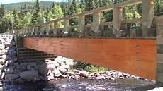 de bois des ponts de bois