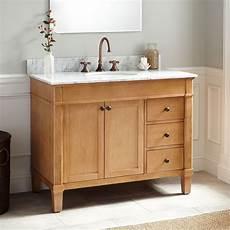 42 Quot Marilla Oak Vanity Undermount Sink Vanities