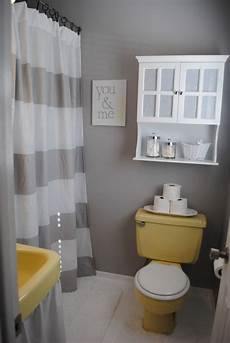 197 best gray yellow bathroom ideas images on pinterest
