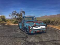 1955 ford f100 390ci gt patina truck for sale photos technical specifications description