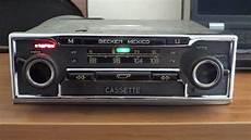 becker mexico cassette for mercedes r107
