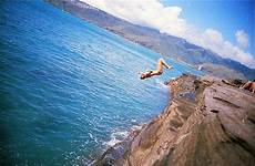 cliff diving the world above and beyond travel
