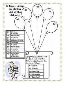 cute to bad i killed dewey library skills worksheet cool ideas for learning pinterest