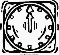 Malvorlagen Uhr Ums Uhr 03 Gratis Malvorlage In Diverse Malvorlagen