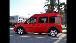 2016 FORD TRANSIT Connect Wagon  Review Engine Interior