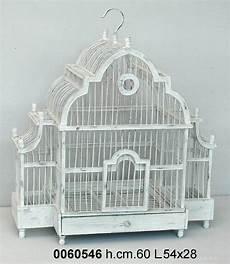 gabbie di legno per uccelli antica soffitta gabbia per uccelli decorativa 60cm shabby