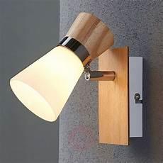applique en bois flotté 106297 applique en bois et verre vivica luminaire fr