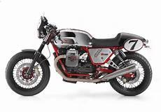 Moto Guzzi V7 Cafe Racer Accessories moto guzzi v7 cafe racer return of the cafe racers