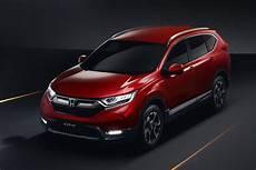 honda cr v 2018 news info pics spec hybrid car