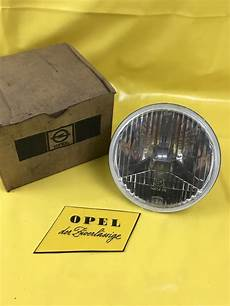 neu original opel manta a scheinwerfer glas reflektor