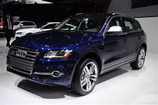 2014 Audi Sq5 Live Photos And From The Detroit Auto Show