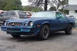 Priced To Move 1979 Chevrolet Camaro Z28