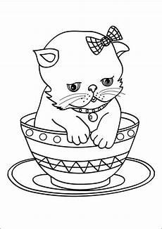 Ausmalbilder Niedliche Tiere Malvorlagen Katzen 08 Ausmalbilder Katzen Malvorlagen