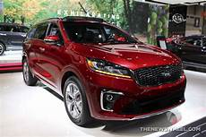 2019 kia sorento price 2019 kia sorento pricing and feature upgrades the news wheel