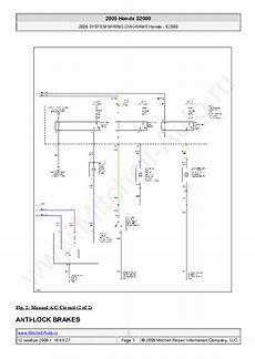 free auto repair manuals 2004 honda s2000 electronic toll collection honda s2000 2005 wiring diagrams sch service manual download schematics eeprom repair info