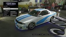 gta5 voiture fast and furious 2 brian