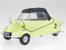 messerschmitt kr 200 messerschmitt kr200 kr 200 convertible yellow modelcar oxford 1 18 4058124215141 ebay