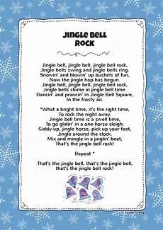 jingle bells swing and jingle bells ring jingle bell rock song with free lyrics