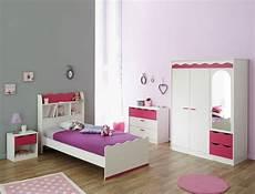 chambre enfant jugendbett 90x200 cm m 228 dchen wei 223 pink m 228 dchenzimmer