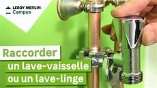Comment Raccorder Un Lave Vaisselle Ou Un Lave Linge