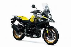 Speedy Suzuki V Strom 1000 Motorcycle 2018 On A White