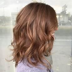 Hairstyle Medium Length Wavy Hair