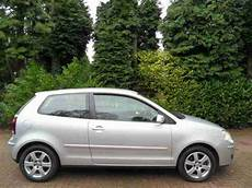 volkswagen polo 1 4 match tdi 70 silver 2008 1 owner