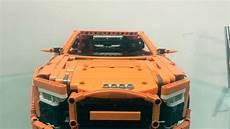 lego moc audi r8 v10 orange alert
