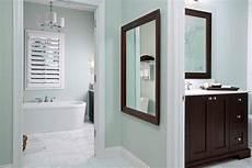 Aqua Bathroom Paint Ideas by I The Light Aqua Walls And Wood In This Bathroom