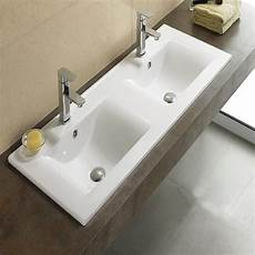 lavabo encastrable vasque c 233 ramique 120x46 cm