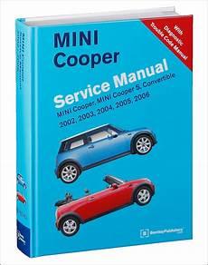 auto repair manual online 2006 mini cooper on board diagnostic system gallery mini repair manual mini cooper mini cooper s 2002 2006 bentley publishers