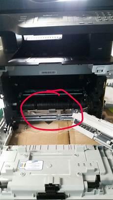 problema con una samsung proxpress m4072fd yoreparo