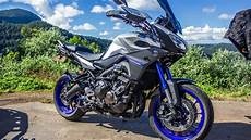 2016 Yamaha Mt 09 Tracer Ride