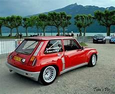 renault 5 turbo voiture